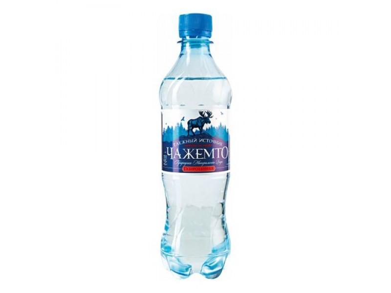 """Минеральная вода """"Чажемто"""""""